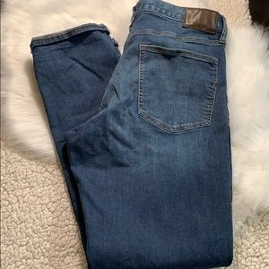 Express classic straight jeans
